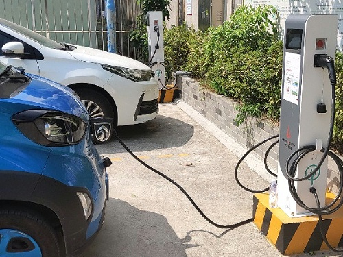 电动汽车充电桩安防监控系统怎么建设?