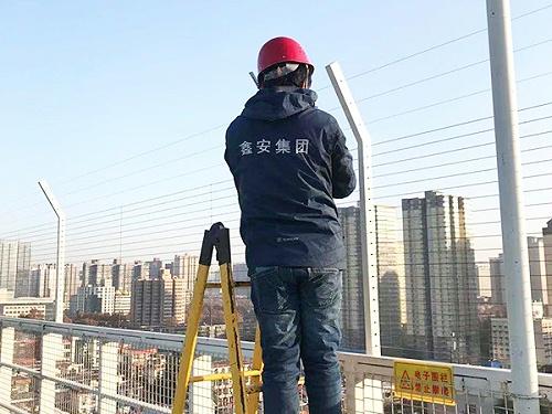 电子围栏如何报价?鑫安安防带你清楚了解电子围栏报价