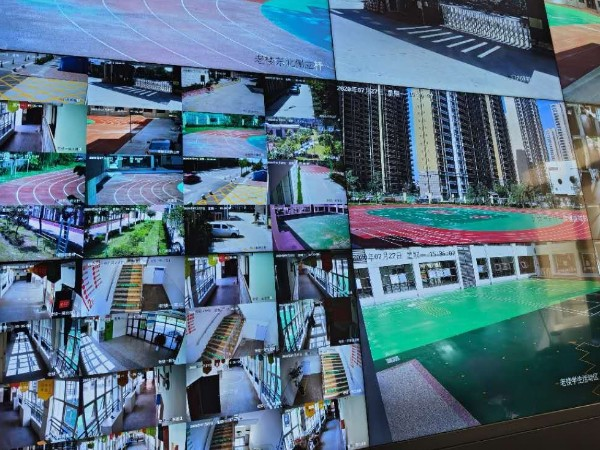 陕西鑫安安防幼儿园视频监控系统
