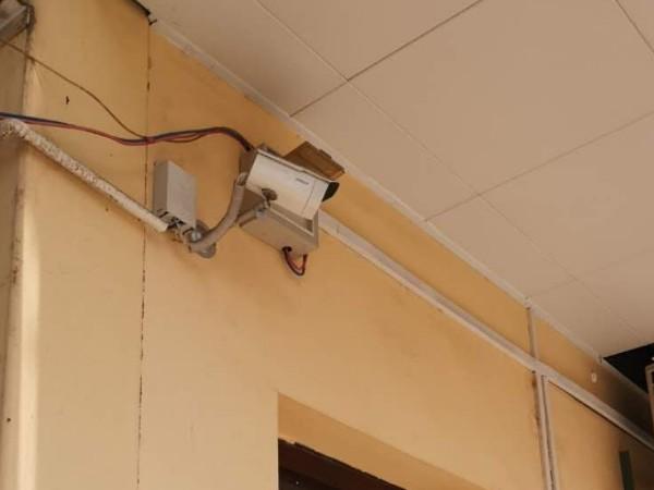 视频监控摄像机安装