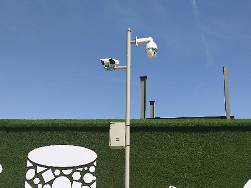 博物馆AI智能视频监控报警系统,真正保护博物馆安全