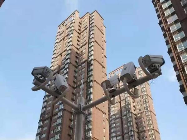 高空抛物智能监控系统