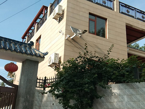 别墅安全如何全方位保障?陕西鑫安安防家庭智能安防系统来服务