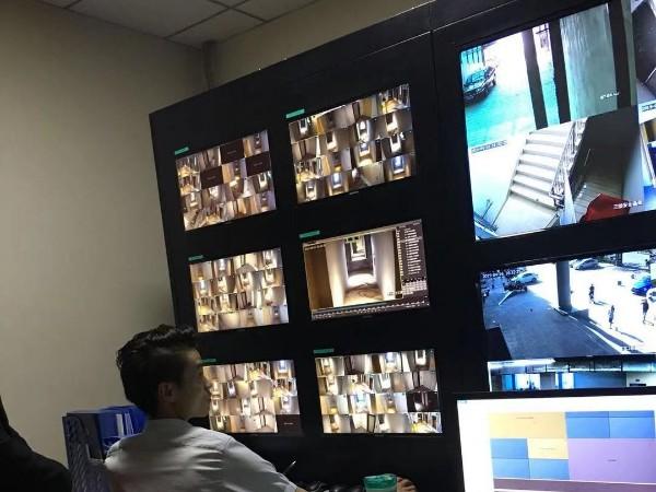 陕西鑫安安防高清远程视频监控系统