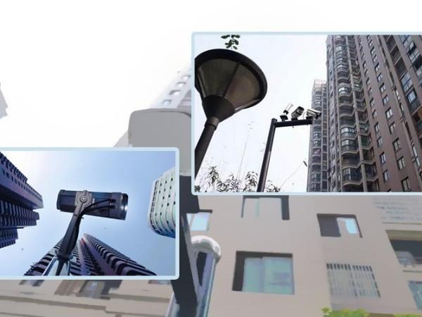 陕西鑫安安防上门安装视频监控摄像头