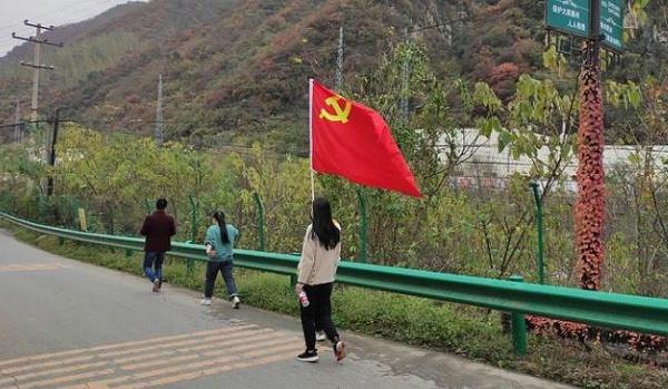 鑫安安防红色引领