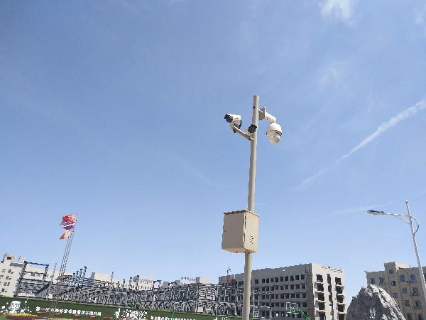 陕西鑫安安防道路视频监控系统