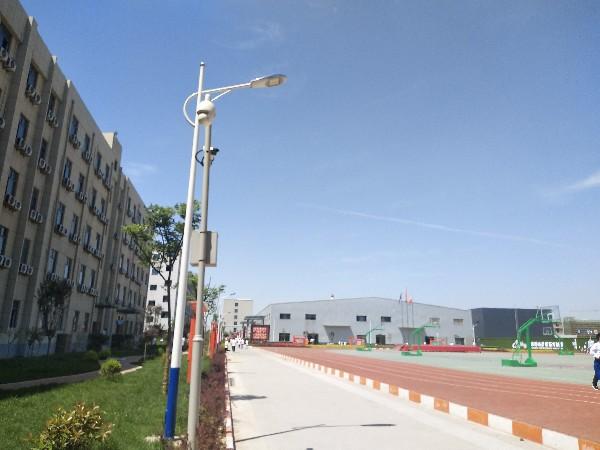 陕西鑫安安防校园视频监控系统
