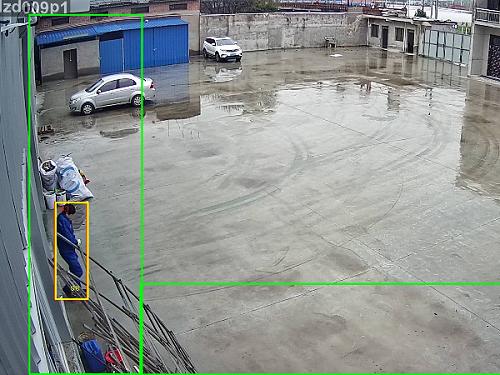 工厂智能视频监控系统充分满足工厂生产生活需求
