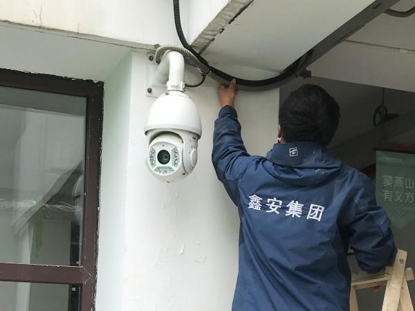 陕西视频监控系统工程公司