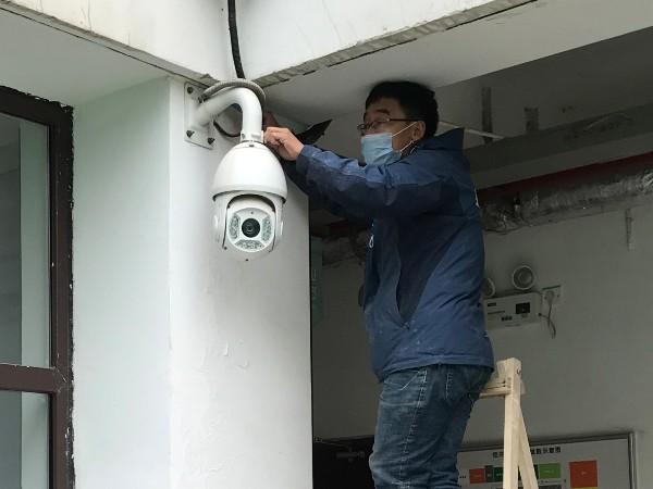 西安监控摄像头维修
