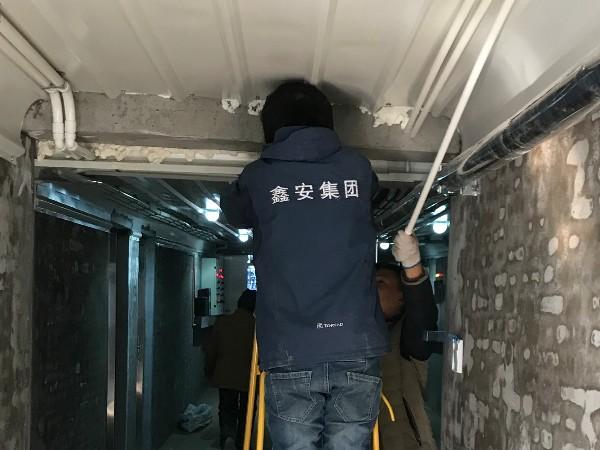 陕西鑫安安防高清视频监控系统
