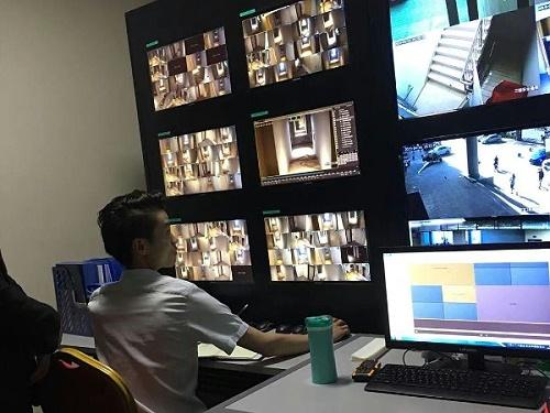 想知道监控系统的组成结构吗?来陕西鑫安安防了解更多