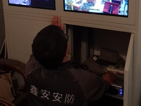 陕西鑫安安防机房监控系统