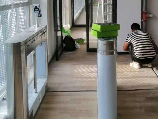 陕西鑫安安防学校通道门禁系统