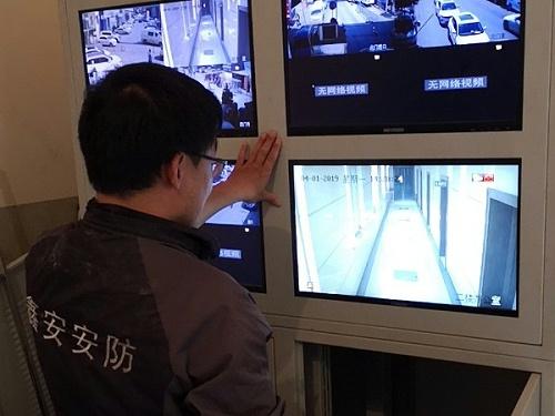 西部车城视频监控系统维保,陕西鑫安安防全面维保服务