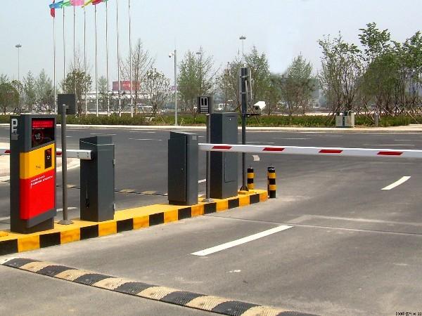陕西鑫安安防智慧停车场系统