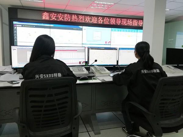 陕西鑫安安防智能安防系统