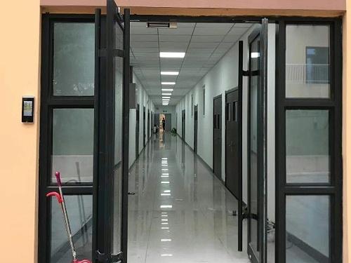豪盛时代华城小区可视化楼宇对讲系统改造施工,选择陕西鑫安安防