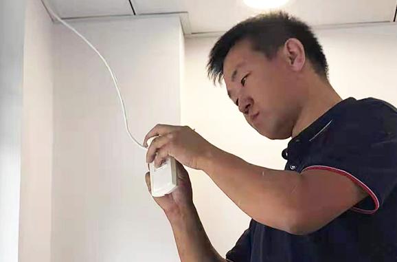 标准化安装施工