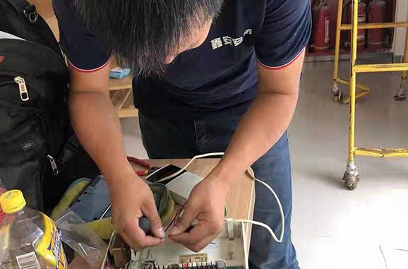 振动式电子感应电缆