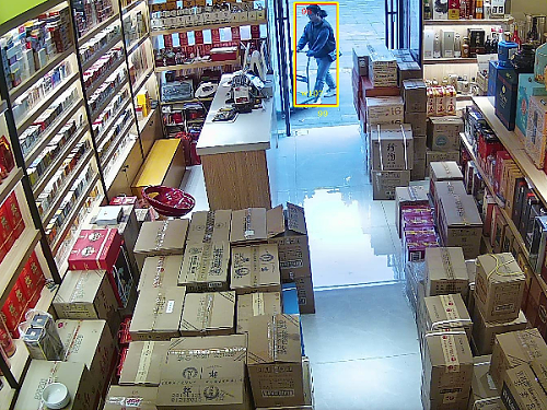 AI智能视频监控系统应用在超市有什么特别之处?