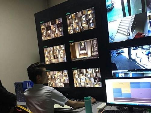 酒店智能视频监控系统,彻底颠覆传统监控的想象