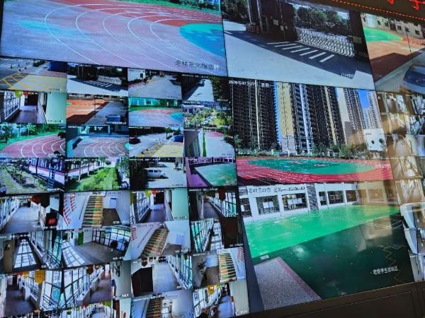 校园视频监控系统