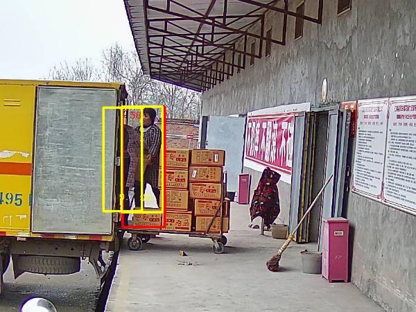 陕西鑫安安防仓库视频监控系统