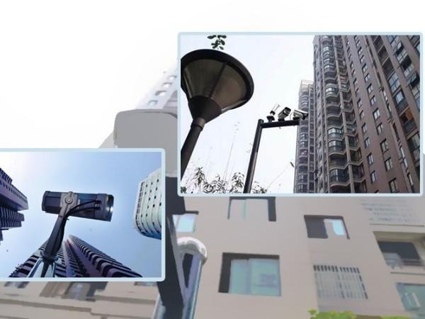 陕西鑫安安防小区视频监控系统