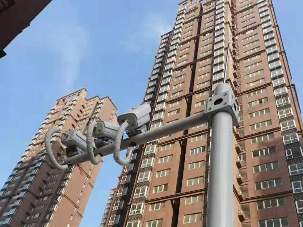 安装高空抛物视频监控系统