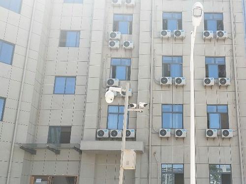 开学季,陕西鑫安安防校园安防系统助力学校安全