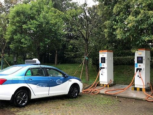 电动汽车充电桩安装智能视频监控系统的作用是什么?
