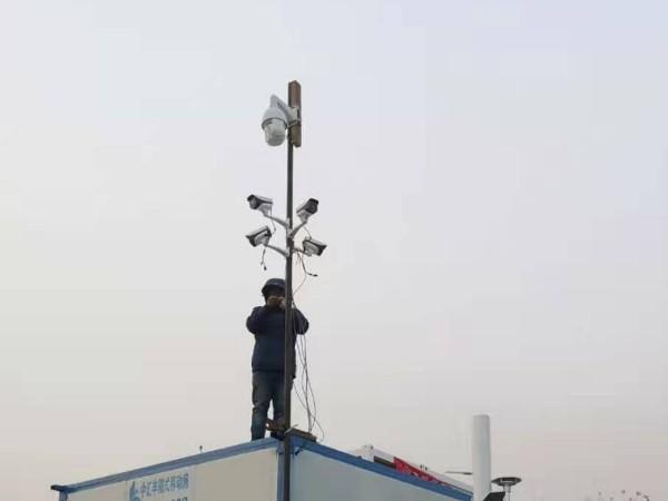 陕西鑫安安防视频监控摄像机维护维修