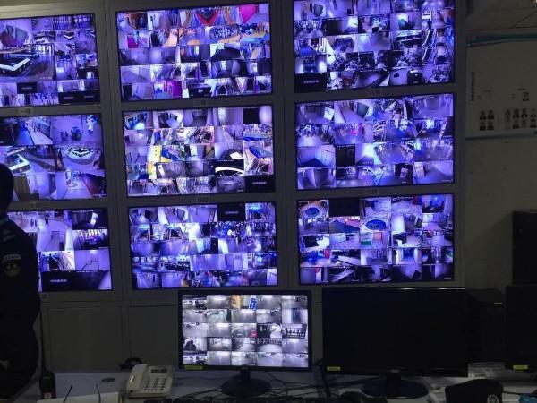 安防弱电监控项目