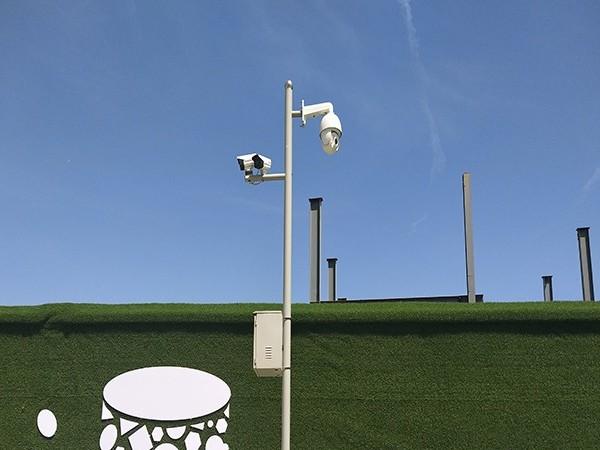 高空抛物监控摄像头