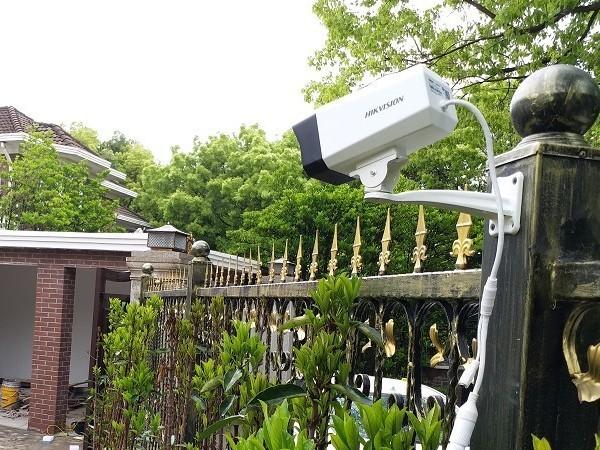 陕西鑫安安防别墅安装视频监控系统