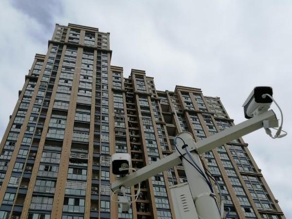 陕西鑫安安防高空抛物视频监控系统