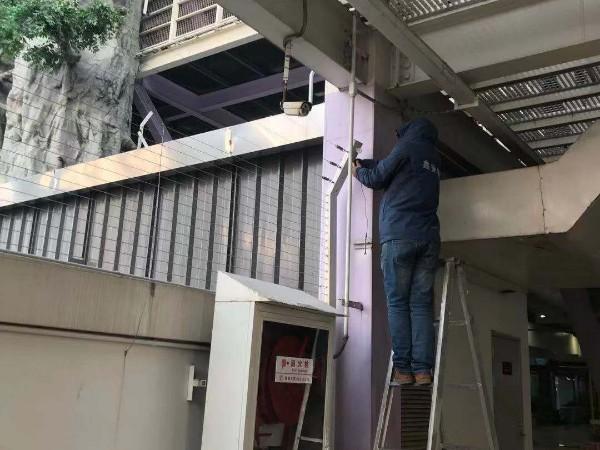 陕西鑫安安防西安监控安装公司