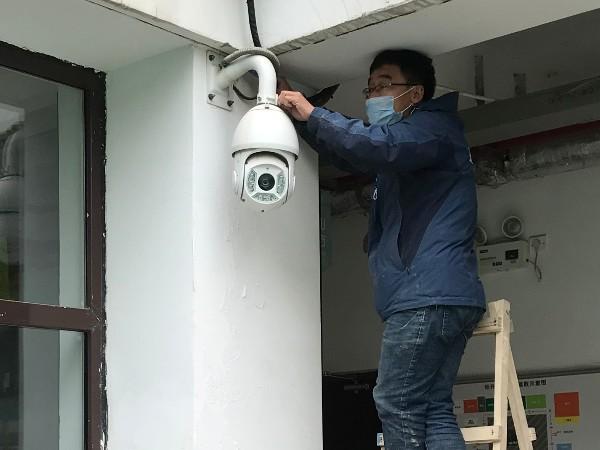 陕西鑫安安防监控摄像头维修