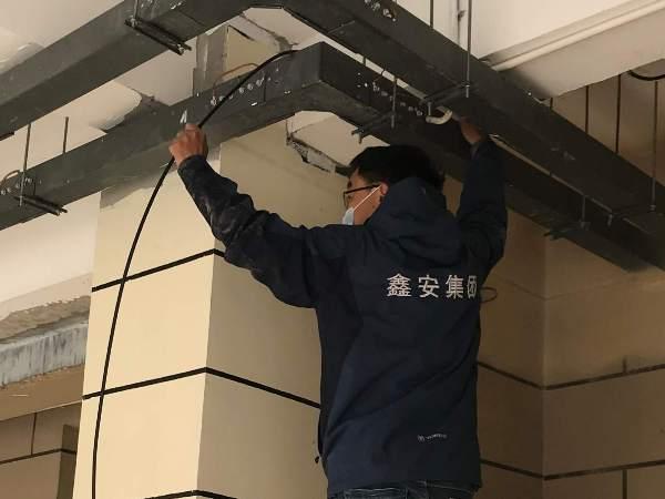 陕西鑫安安防西安弱电布线工程