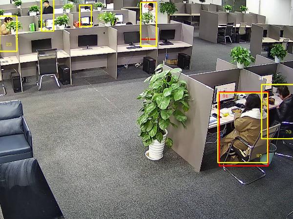 陕西鑫安安防公司安装视频监控系统
