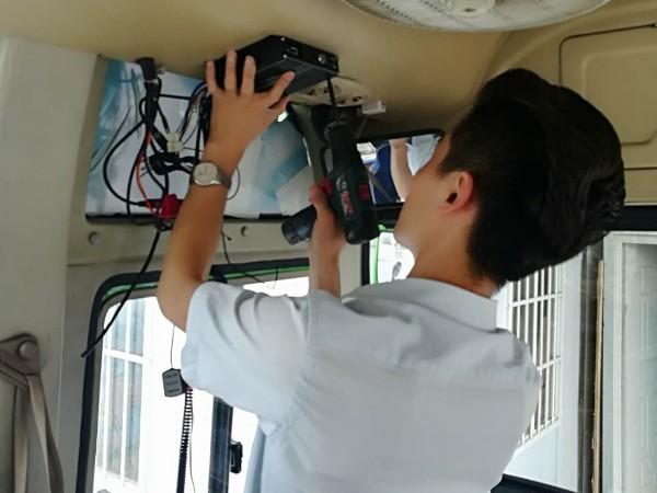 陕西鑫安安防安装车载视频监控