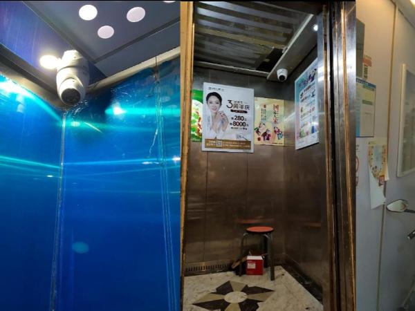 电梯安装海康威视电瓶车检测智能摄像机